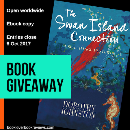 The Swan Island Connection Book Giveaway