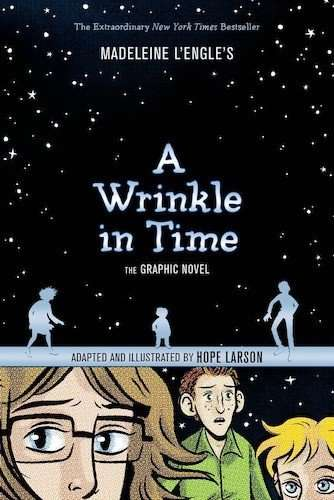 Graphic Novel A Wrinkle in Time - Hope Larson