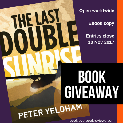 The Last Double Sunrise Book Giveaway