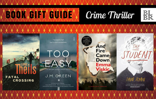 Book Recommendations Crime Thriller
