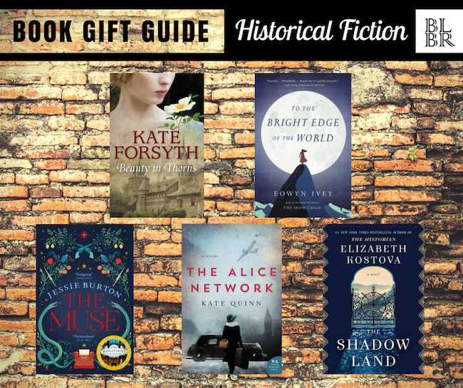 Book Recommendations Historical Fiction
