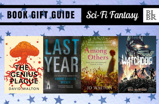 Book Recommendations for Sci-Fi Fantasy