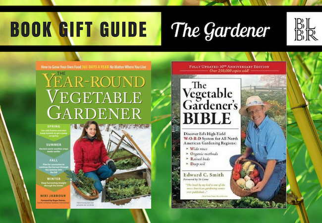 Book Recommendations for Gardeners