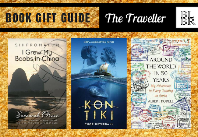 Book Recommendations for Travellers