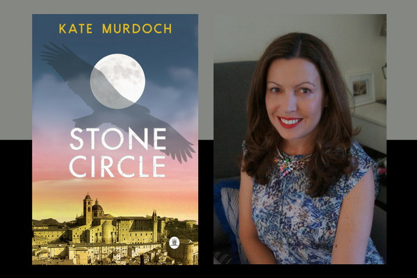 Stone Circle author Kate Murdoch on When Research and Real Life Intersect