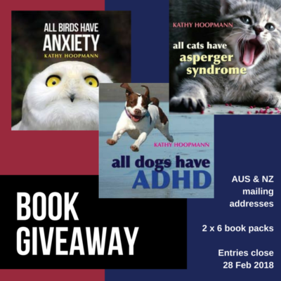 Kathy Hoopmann Book Giveaway