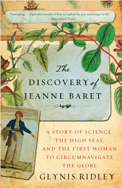 Glynis Ridley The Discovery of Jeanne Baret Review