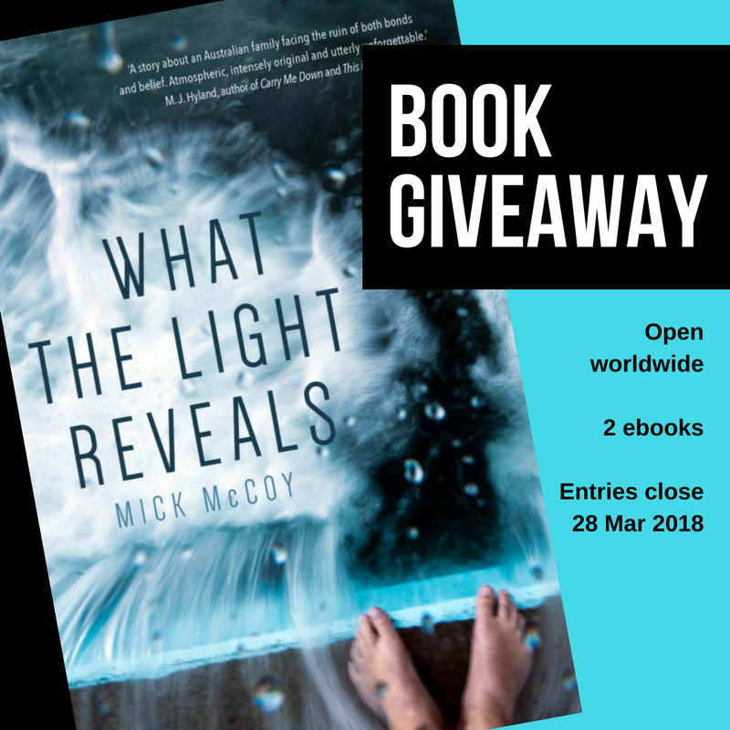 Worldwide Giveaway - What the Light Reveals