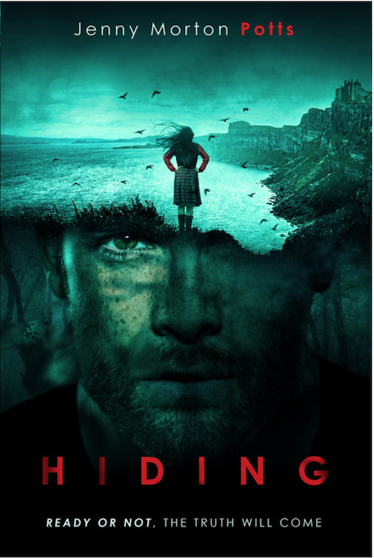 Hiding - Jenny Morton Potts - Review