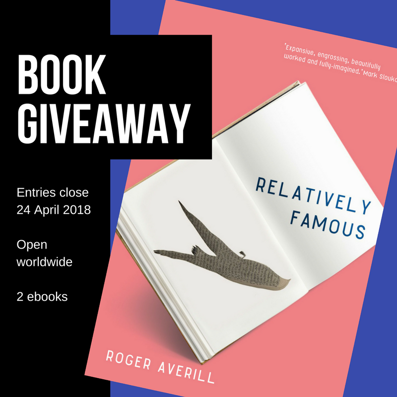 Book Giveaway - Relatively Famous by Roger Averill