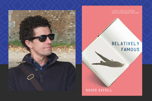 Roger Averill author of Relatively Famous