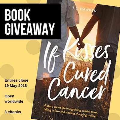 If Kisses Cured Cancer Worldwide eBook Giveaway