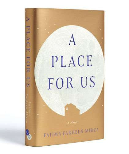 A Place For Us Book Review - Fatima Mirza
