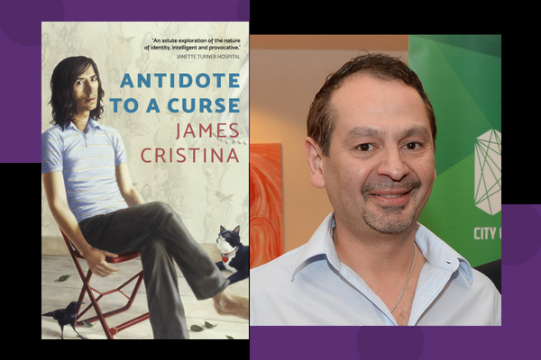 James Cristina - Antidote to a Curse
