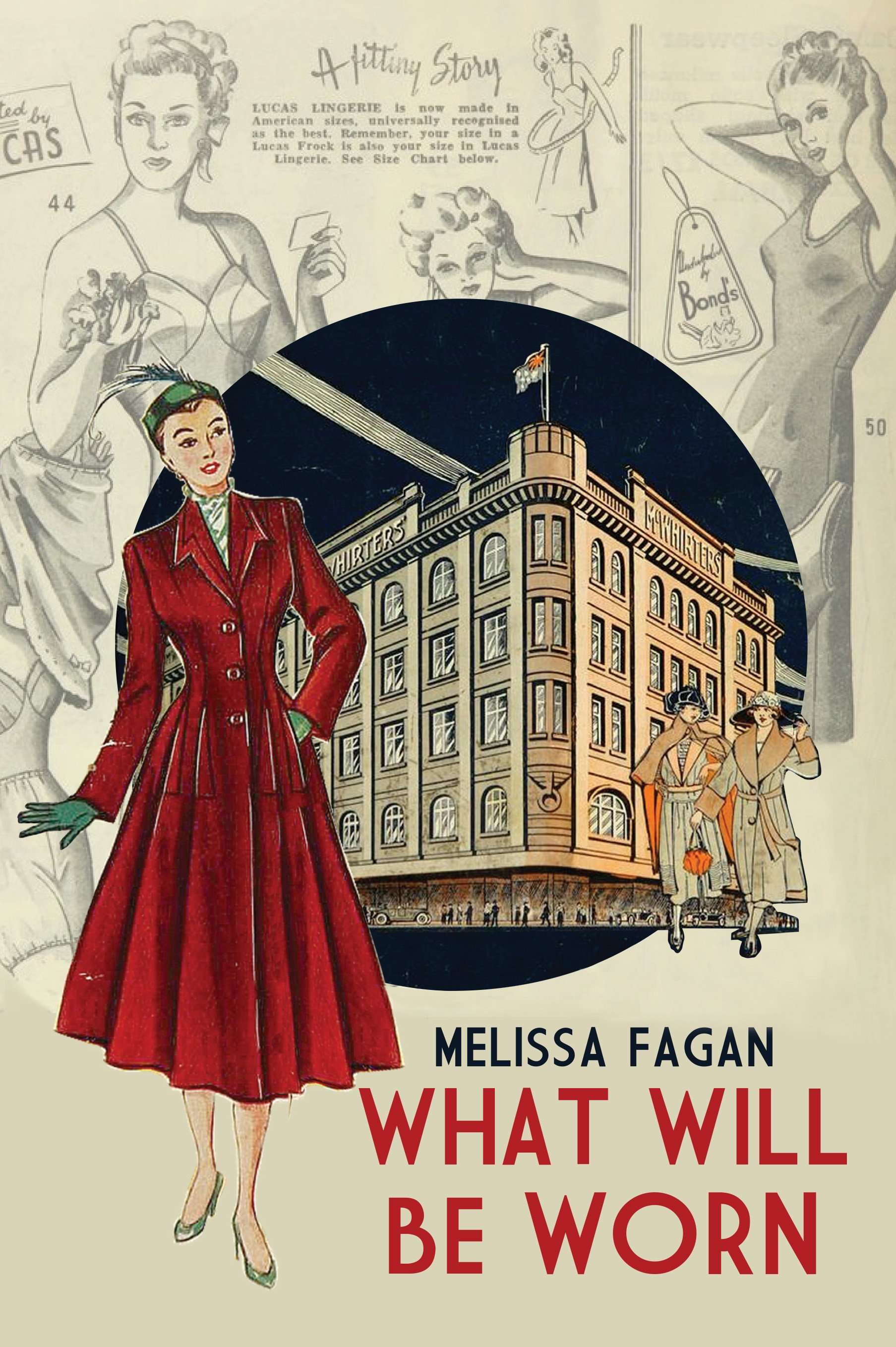 Melissa Fagan's What Will Be Worn, A McWhirters Story