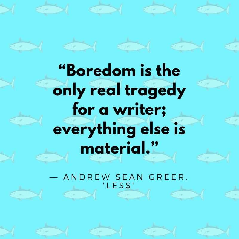 Less Andrew Sean Greer Quote