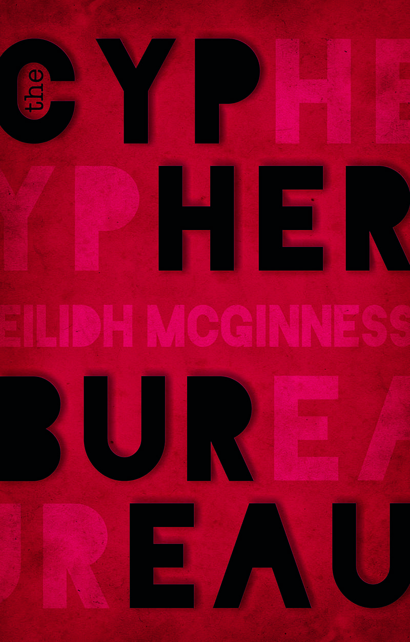 Eilidh McGinness The Cypher Bureau