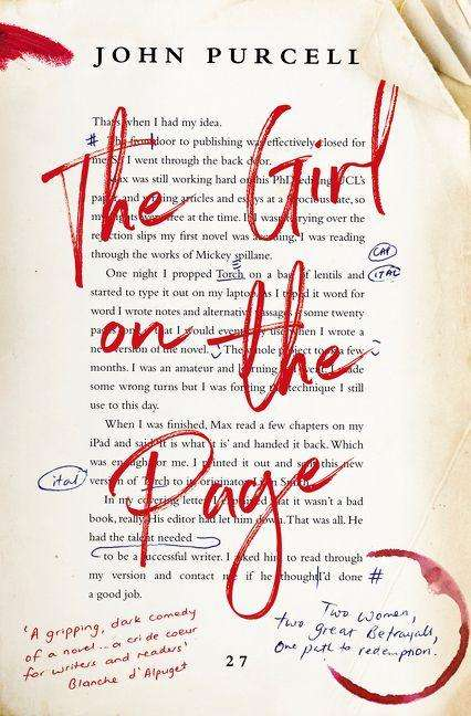 John Purcell The Girl on the Page