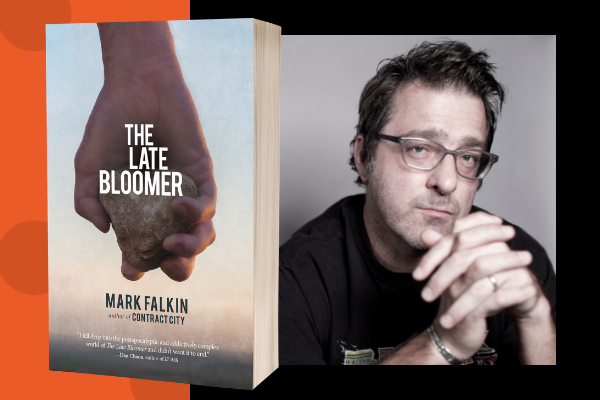 Mark Falkin The Late Bloomer Q&A and Giveaway