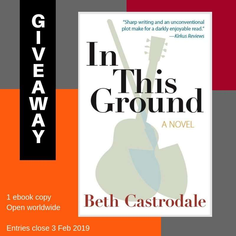 Beth Castrodale - In This Ground Giveaway