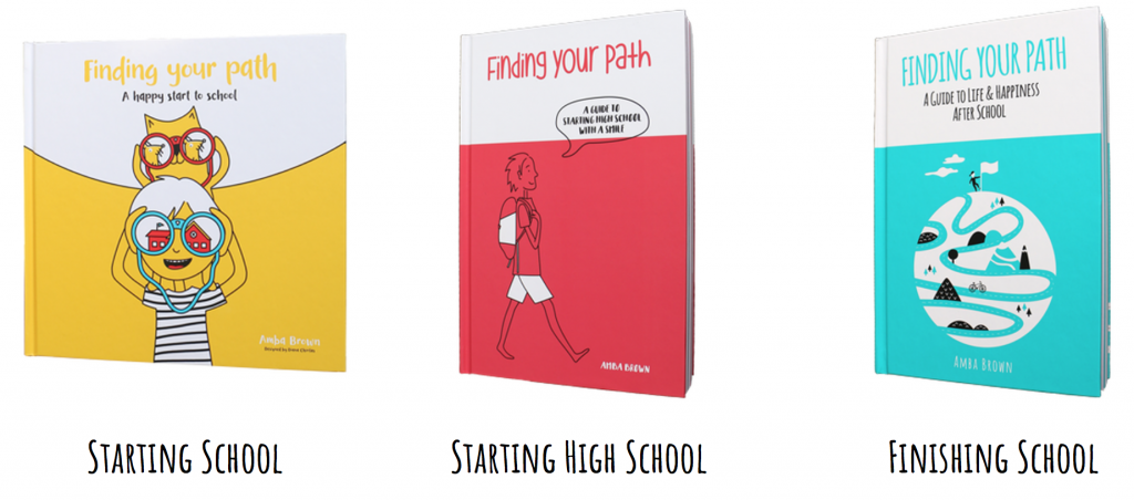 Amba Brown - Finding Your Path - School, High School, After Graduation