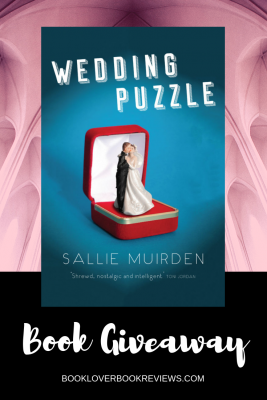 Wedding Puzzle Book Giveaway