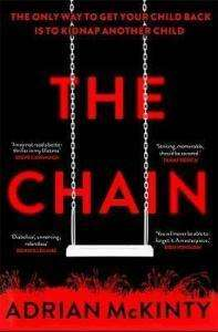 Adrian McKinty US Cover The Chain