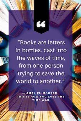 This Is How You Save the Time War Author Quote - Amal El-Mohtar