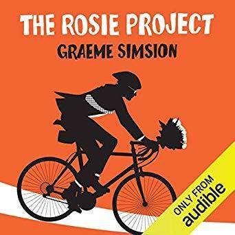 The Rosie Project - Graeme Simsion - Best Rom Com Audiobooks