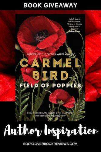 Field of Poppies - Carmel Bird on her inspiration