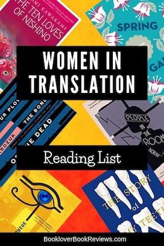 Female Authors in Translation - Reading List