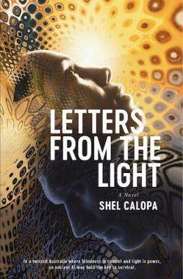 Letters From The Light Shel Calopa