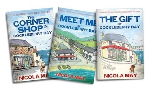 3 Books - The Cockleberry Bay Series