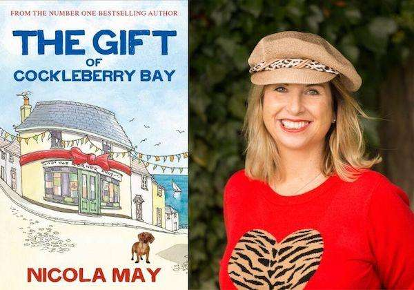 The Gift of Cockleberry Bay, Nicola May Author Post plus Giveaway