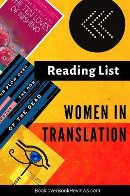 Women in Translation Book Recommendations