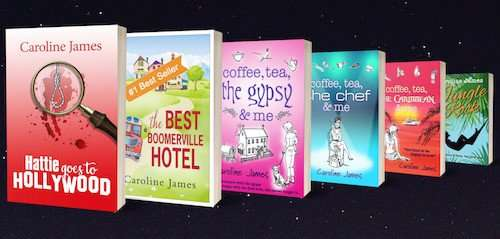Books by Caroline James