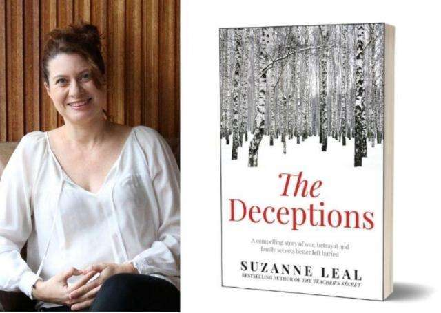 The Deceptions - Q and A with Suzanne Leal